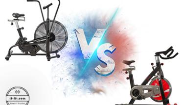 Schwinn IC4 vs Bowflex C6